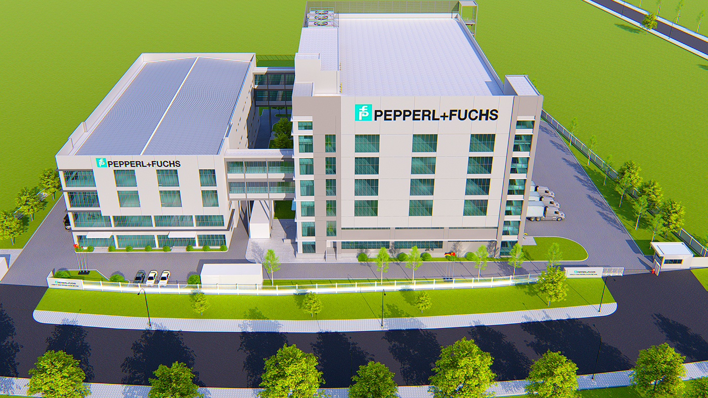 PEPPERL+FUCHS VN2 Building